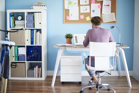 12 نکته برای کسانی که در منزل کار میکنند