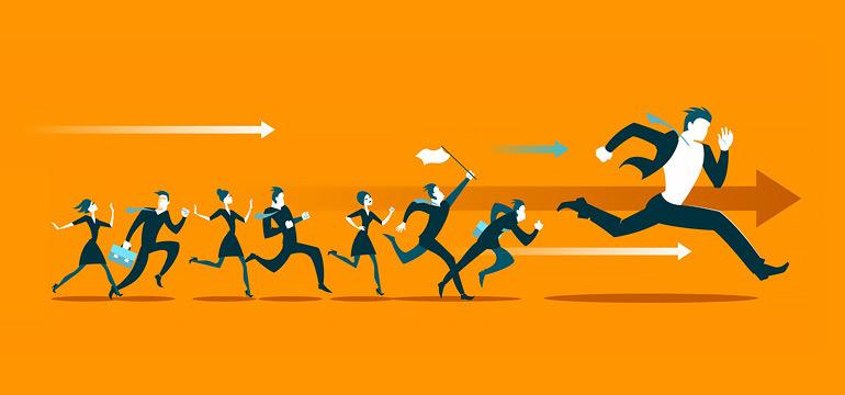 رقابت در حوزه تجارت الکترونیک